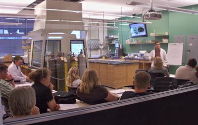[PHOTO]Biorenewable Education Labs