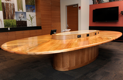 [PHOTO]BRL conference table