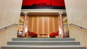 Marston Hall mezzanine