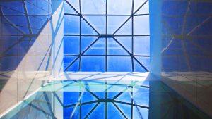 Marston Hall skylight