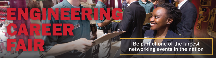 Engineering Career Fair. Be part of one of the largest networking events in the nation