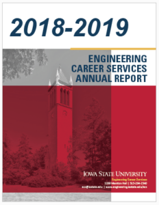 2018-2019 Annual Report Cover Page