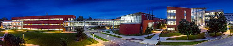 College of Engineering campus