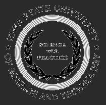 Iowa State University Seal