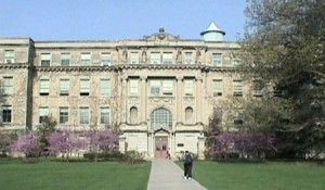 Marston Hall
