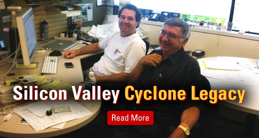 Silicon Valley Cyclone Legacy