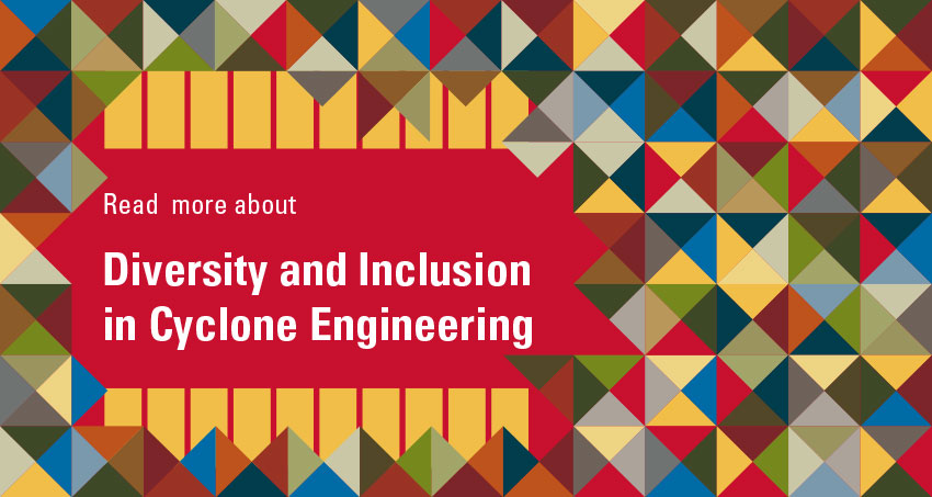 Read more about Diversity and Inclusion in Cyclone Engineering