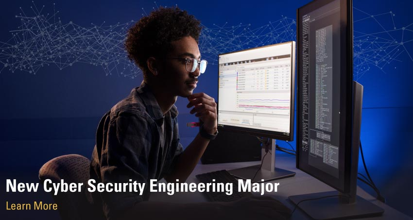 Cyber Security Engineering Major