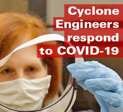 Cyclone Engineers Respond to COVID-19