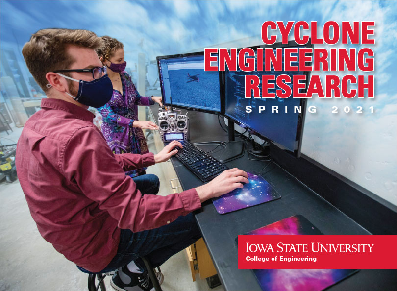 Cyclone Engineering Research print magazine cover