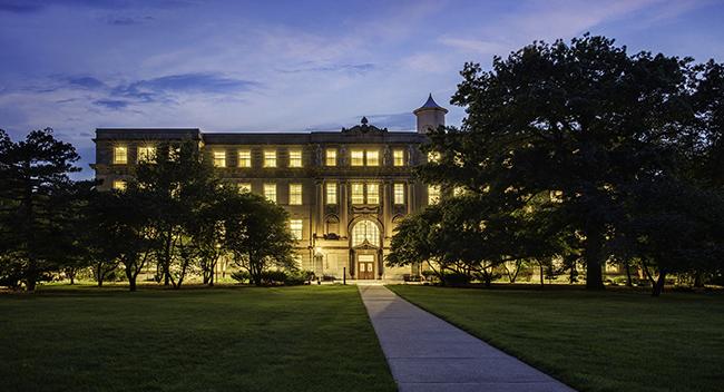 Marston Hall Exterior Image