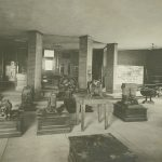 Marston Hall laboratory historical photo