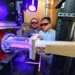 Iowa State Engineers Develop New Tests to Cool Turbine Blades, Improve Engines