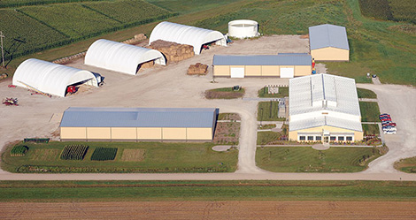 Biocentury Research Farm