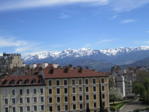 Have you ever thought about studying in the Alps?