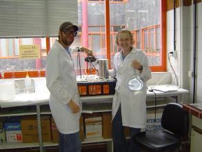 ChE Summer Lab Program in Oviedo