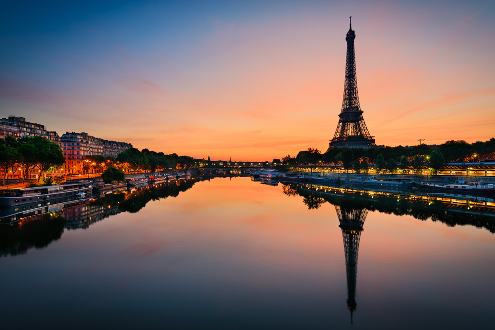 Summer STEM in Paris