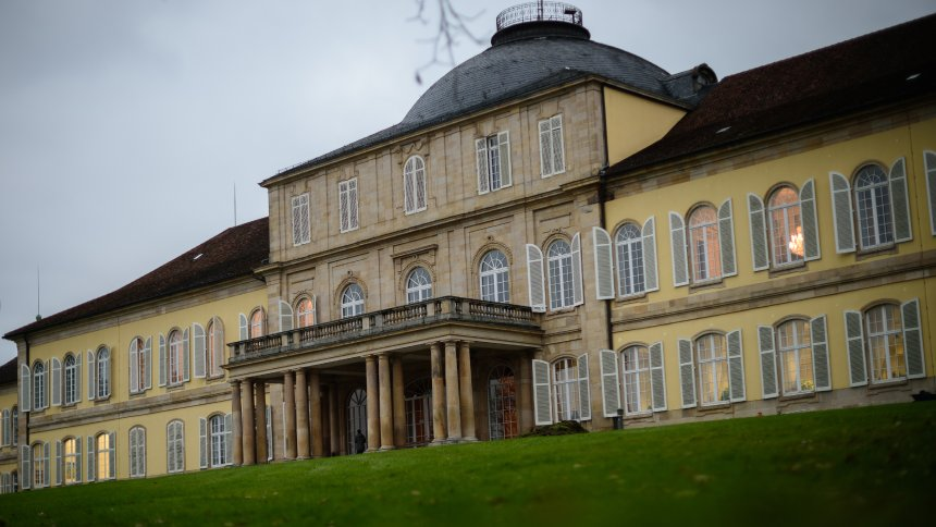 University of Hohenheim, Stuttgart